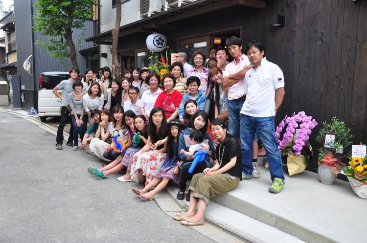 2014年6月開業パーティー