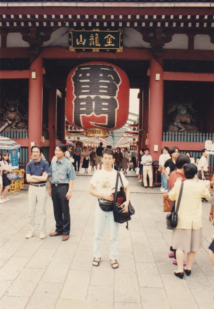浅草 1989