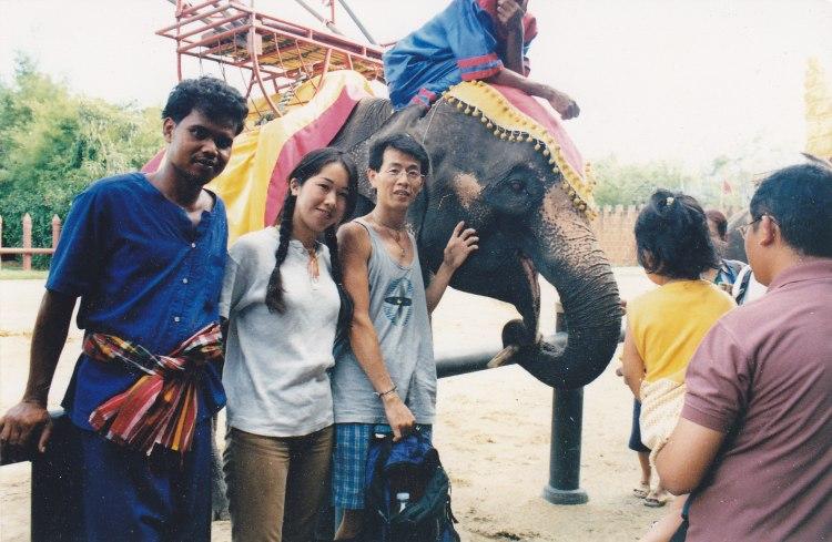 タイは数えきれないほど行きました