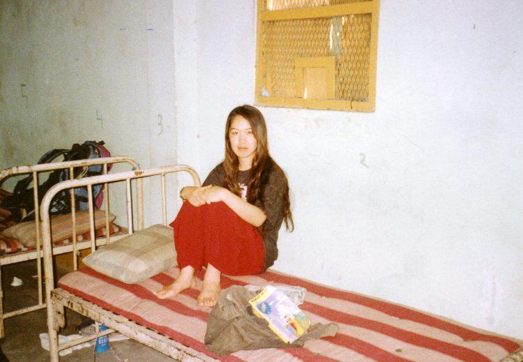 サダルストリートの安宿 1997